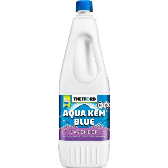 Aqua Kem Blue 2l cu aroma de lavandă