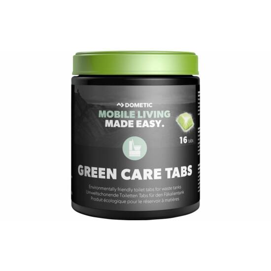 Care Tabs Green Dometic