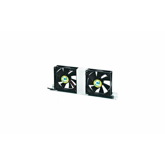 Ventilator frigider dublu