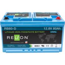 Baterie cu litiu RB80-D 80Ah