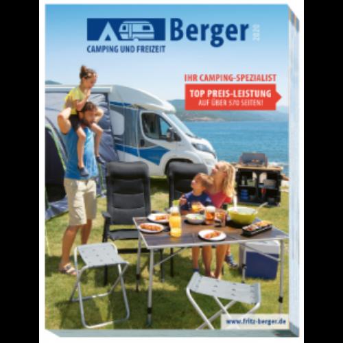 Catalog produse Fritz Berger 2021 germana