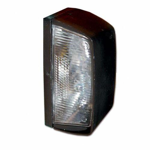 Lampa iluminare nr. de înmatriculare 90x40x45
