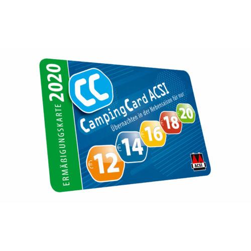 Card ACSI Europa 2020