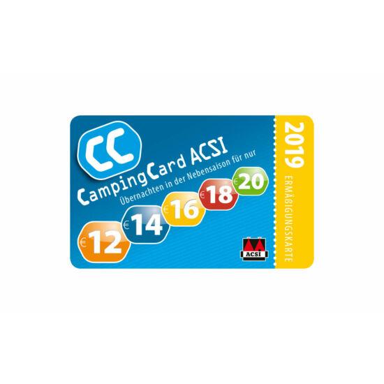 Card ACSI Europa 2019
