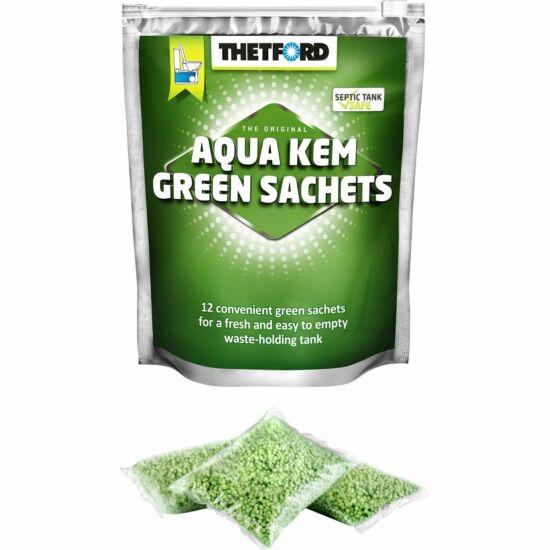 Thetford Aqua Kem Green Sachets 12er