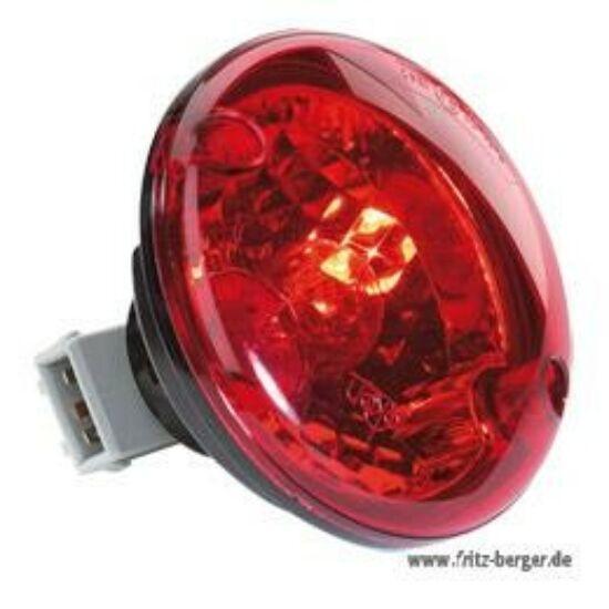Lampă rotundă de stop, poziție, semnalizare